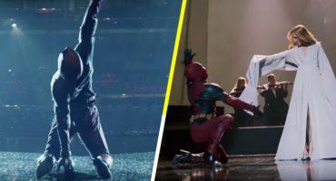 WTF? Se metió un Deadpool en el nuevo video de Céline Dion