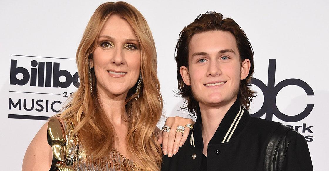 Say whaaat??!! El hijo de Céline Dion debuta en la música como rapero