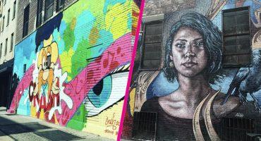 Arte público como agente de cambio social: Pintarán más murales en la Central de Abastos