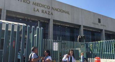 El IMSS despide a cuatro directivos del Hospital de la Raza luego de la muerte de un bebé