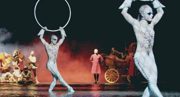 ¡Tomen todo mi dinero! Cirque du Soleil tendrá su parque temático en México