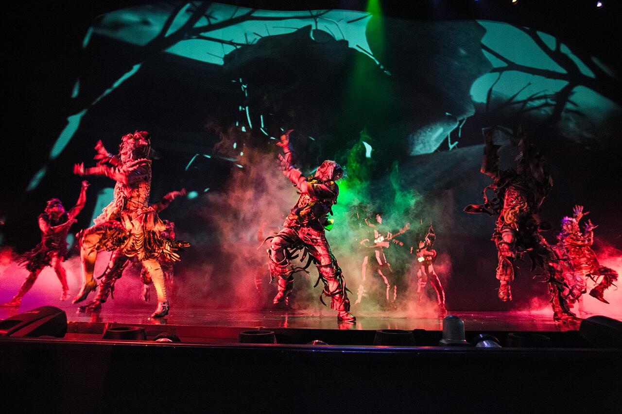Abrirán parque temático de Cirque Du Soleil en México