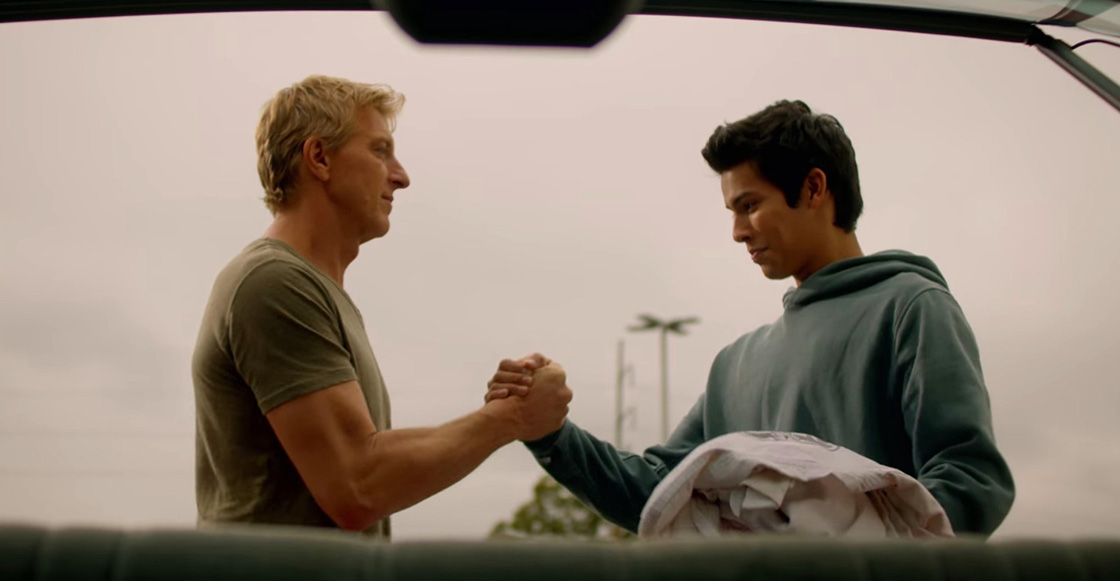 'Cobra Kai' de YouTube Red marca el regreso de una parte importante de la cultura pop