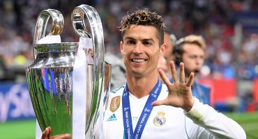 Cristiano se despide del Madrid