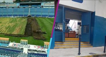 ¿Qué está pasando en realidad en el estadio Azul? 🤔