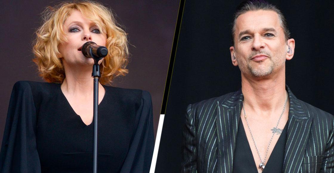"""Goldfrapp lanza nueva versión de """"Ocean"""" con la colaboración de Dave Gahan"""