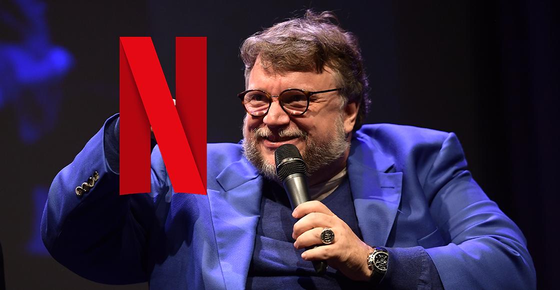 Guillermo del Toro se une a Netflix para una antología de series de terror