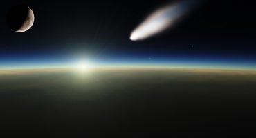 Wow! Descubrieron un asteoride de otro sistema solar que va en sentido contrario
