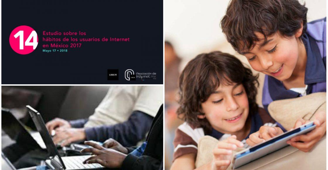 Dia de internet México 2018 estudio sobre el acceso y consumo