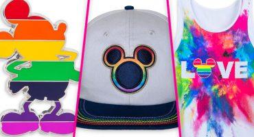 🌈 Disney lanza su primera línea de mercancía LGBTQ 🌈