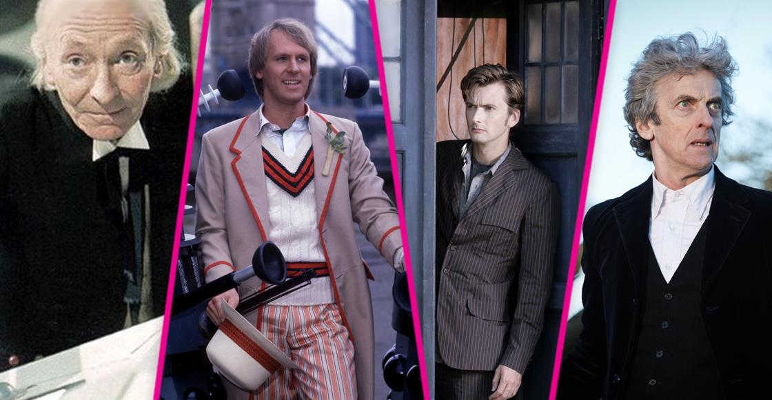 OMG! TWITCH transmitirá gratis las 26 temporadas de 'Doctor Who'