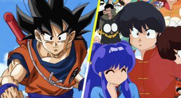 ¡Regresa tu infancia! Dragon Ball Super, Ranma 1/2 y Los Caballeros del Zodiaco vuelven a la televisión