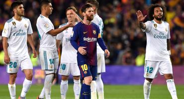 ¡Pásenle por aquí! Todos los goles del agarrón entre Barcelona y Madrid