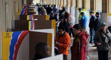 Elección presidencial en Colombia se decidirá en segunda vuelta