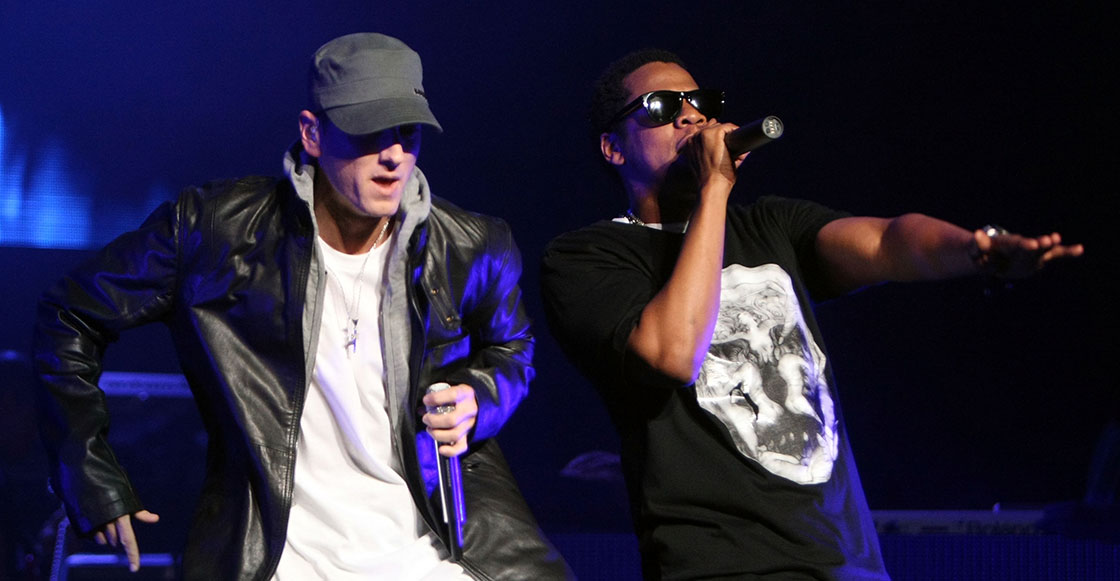 Jay Z y Eminem demandan a The Weinstein Company... ¿por qué?