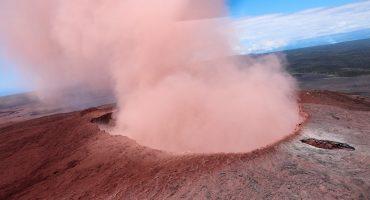 Fotos y videos de la impresionante erupción del volcán Kilauea de Hawai