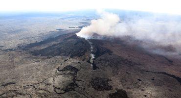 Hace erupción el Kilauea y cientos tienen que evacuar sus casas
