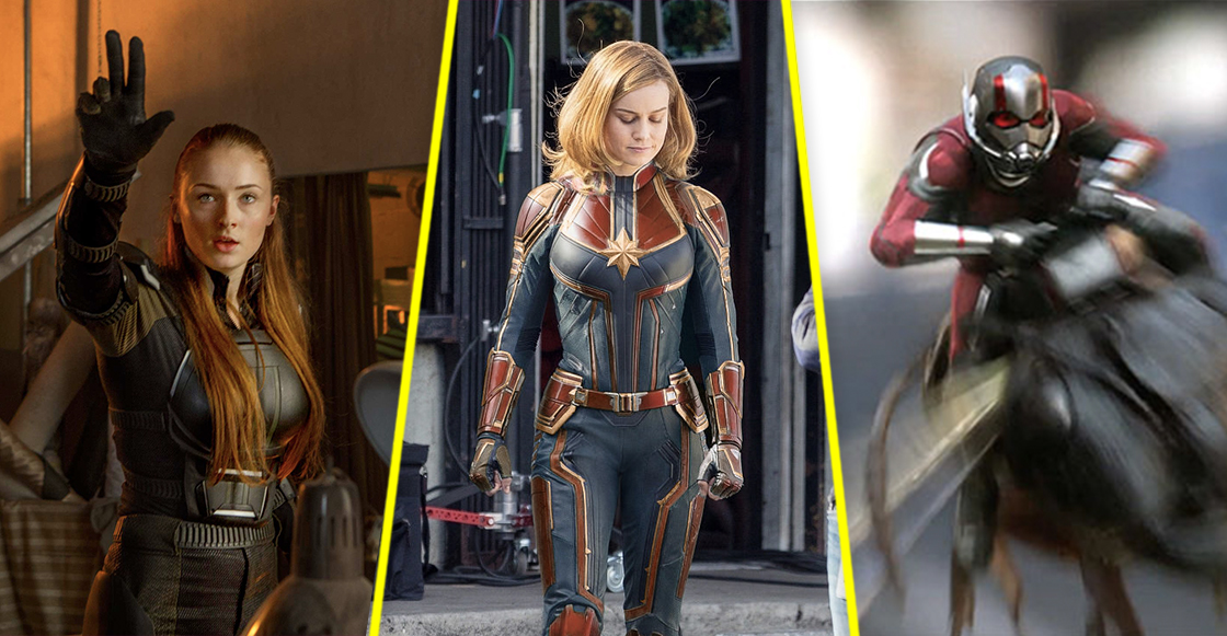 14 películas de superhéroes que llegarán más rápido que Quicksilver