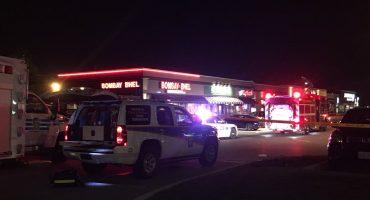 Hay 15 heridos tras explosión de bomba en restaurante de Canadá