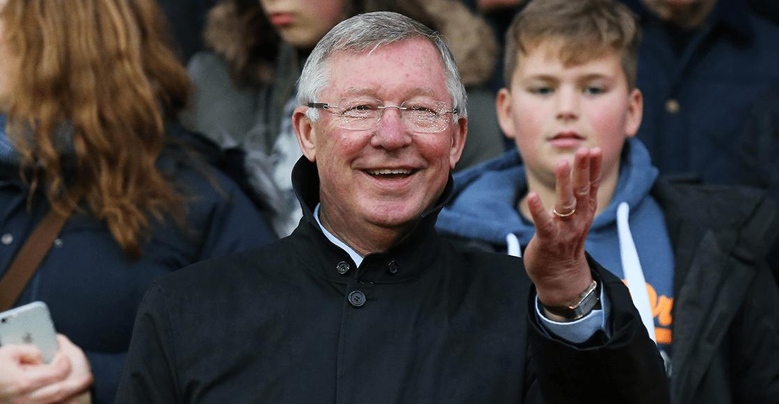 ¡Buenas noticias! Alex Ferguson ya despertó y preguntó por futbol 😀