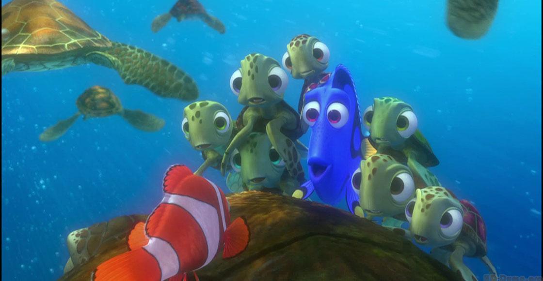 5 lecciones de vida que aprendimos de 'Buscando a Nemo' y sirven para TO-DO