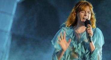 Florence + The Machine interpretó canciones nuevas en su primer concierto de 2018