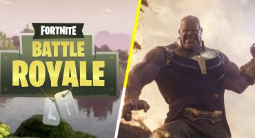 ¡Atentos, gamers, porque Avengers: Infinity War llega a Fortnite: Battle Royale!