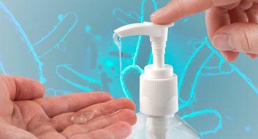 ¡Plop! El gel antibacterial no mata ni virus ni bacterias