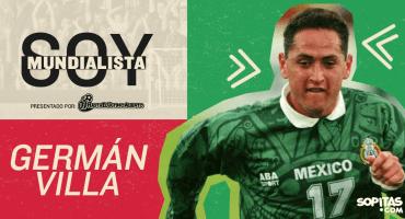 Soy Mundialista Episodio 4: Germán Villa, el 'Ocho Pulmones'