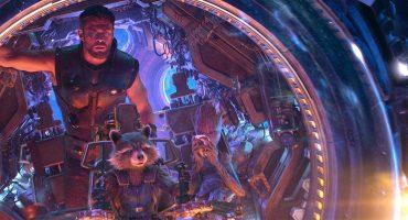 Finalmente revelan lo que dijo Groot en la escena final de 'Avengers: Infinity War' 😢