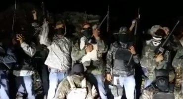 Grupo armado amenaza a autoridades en Oaxaca, las acusa de matanzas y desapariciones