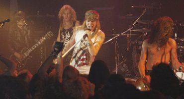 Guns N' Roses lanza el video de