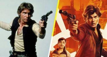 ¡Él disparó primero! 5 datos que (probablemente) no conocías de Han Solo
