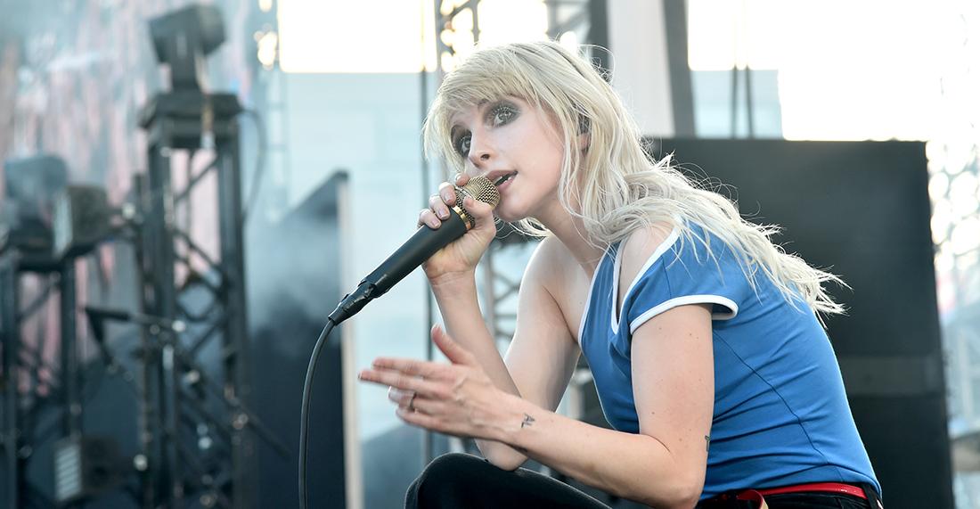 'No reí en mucho tiempo': Hayley Williams de Paramore habla sobre su salud mental