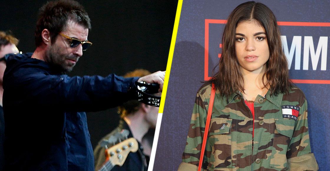 ¿Y pensabas que Luisito Rey era el peor papá? Liam Gallagher conoció a su hija... de 21 años