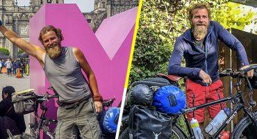 Encuentran restos humanos que podrían ser de ciclista alemán desaparecido en Chiapas