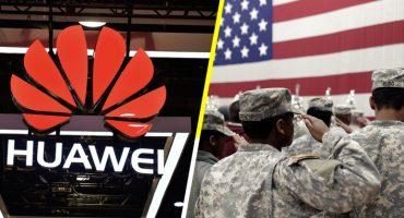Whaat?! Estados Unidos prohíbe a sus militares comprar celulares Huawei y ZTE por seguridad
