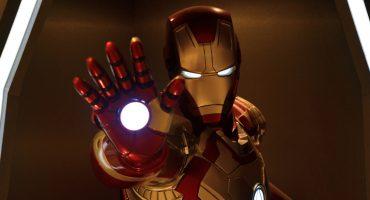 Roban armadura de Iron Man