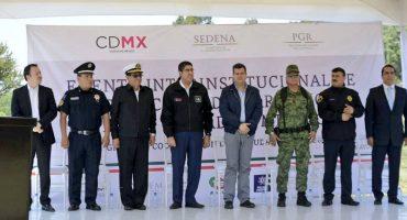 """""""Ni Ejército ni Marina patrullarán calles de la Ciudad de México"""", dijo el Jefe de Gobierno"""