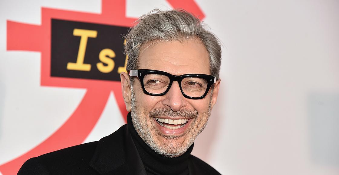 Saquen las trompetas: El actor Jeff Goldblum se estrenará con un disco de jazz