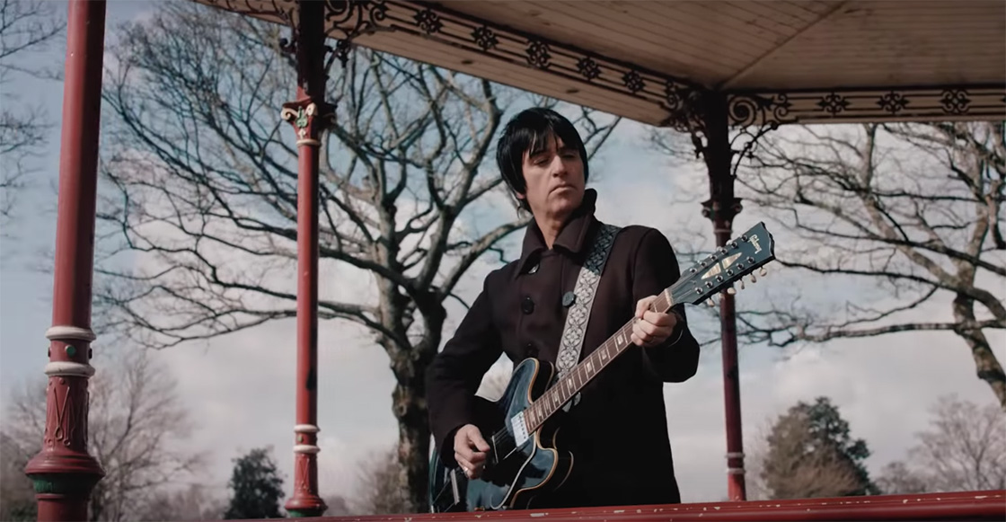 'Hi Hello', la nueva canción de Johnny Marr para 'Call the Comet'