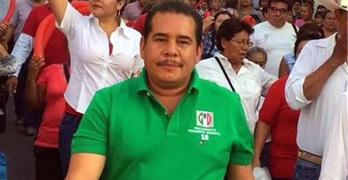 Detienen a Jorge Miranda Abarca, alcalde y candidato priista por vínculos con el crimen organizado