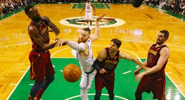 5 cosas que aprendimos en el juego 1 entre los Celtics y los Cavs