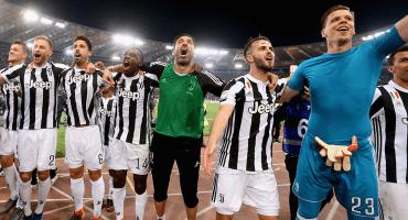 Siete títulos de liga consecutivos y cuatro dobletes ¡La Juve es una máquina!