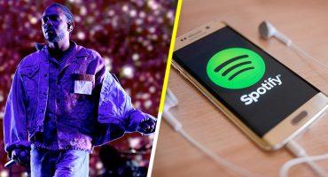 Tssss, Kendrick Lamar quiere quitar su música de Spotify por la nueva política de 'contenido de odio'