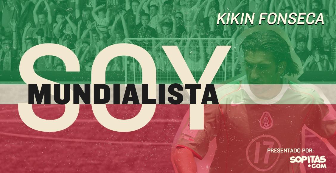 Kikín Fonseca y Soy Mundialista