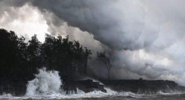 En imágenes: la nube tóxica del volcán Kilauea en Hawaii