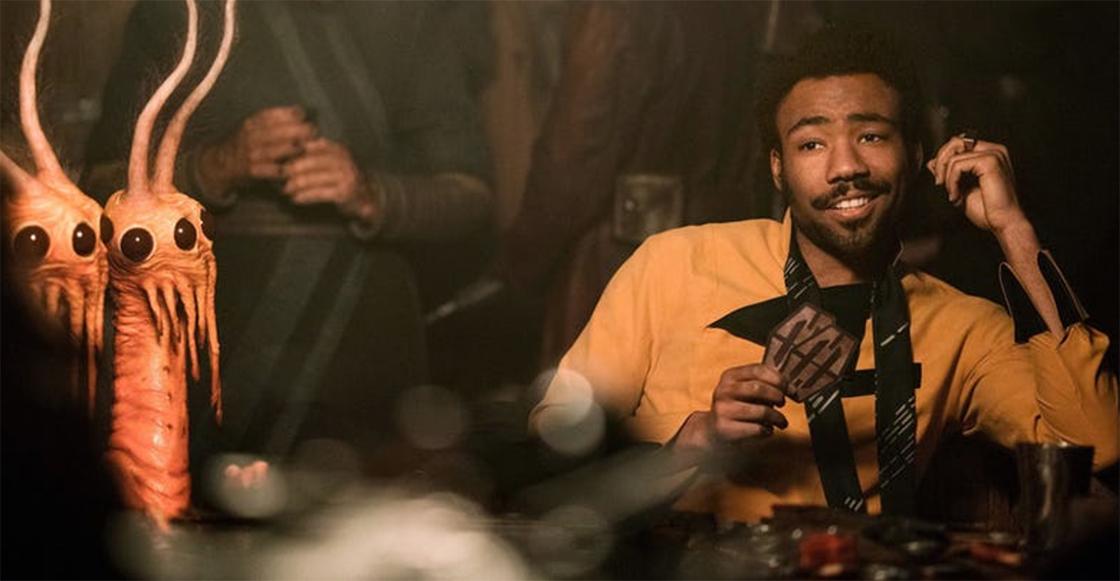 'This is Star Wars': El Lando Calrissian de Donald Glover tendrá un spin-off