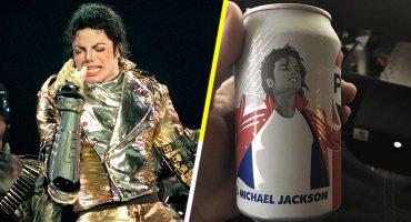 ¡Denme todas! Michael Jackson aparecerá en latas de edición limitada