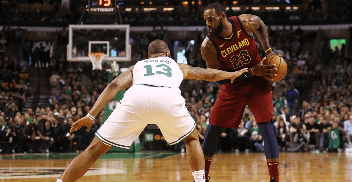 Lebron James Celtics